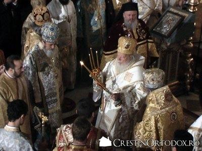 Sf. Sinod - sesiunea toamna 2006