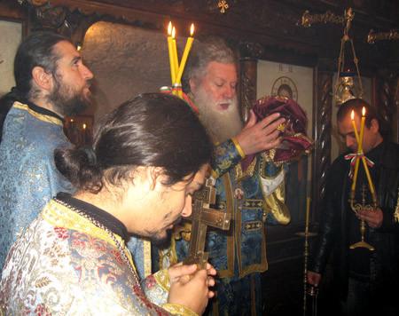 Pestera Sfantului Dimitrie Basarabov