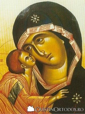 Maica Domnului cu pruncul - Mihai Coman, Bucuresti