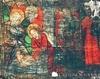 Biserica de lemn din Dangau Mic - Iisus spala picioarele ucenicilor