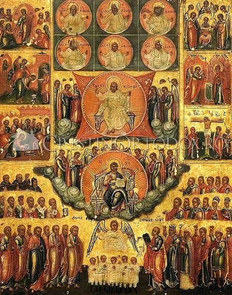 Acatistul Tuturor Sfintilor