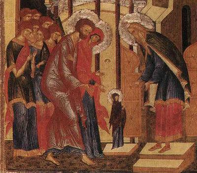 Acatistul Intrarii in Biserica a Maicii Domnului