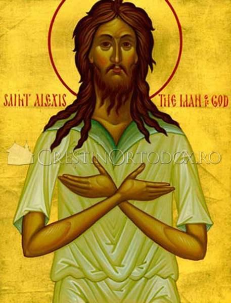 Acatistul Sfantului Alexie