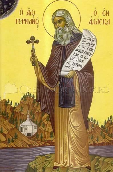 Acatistul Sfantului  Gherman de Alaska