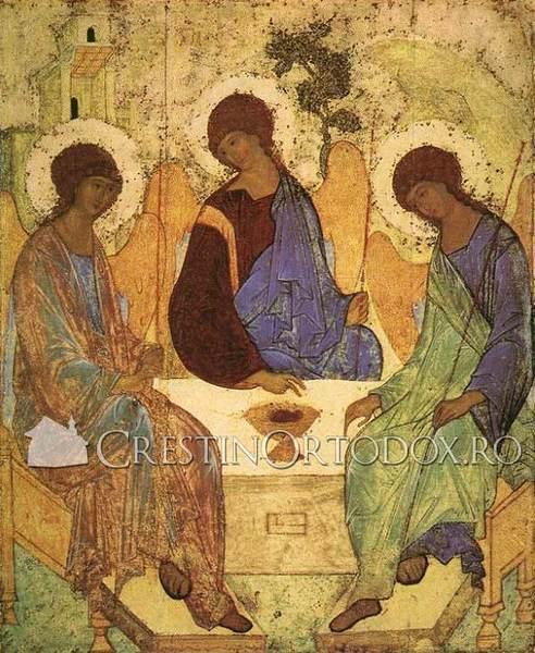 Acatistul Sfintei Treimi