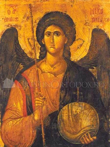 Acatistul Sfantului Arhanghel Mihail