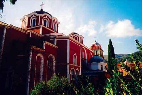 Sfanta Manastire Iviron