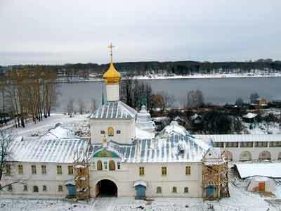 Tolga - in inima credintei pravoslavnice