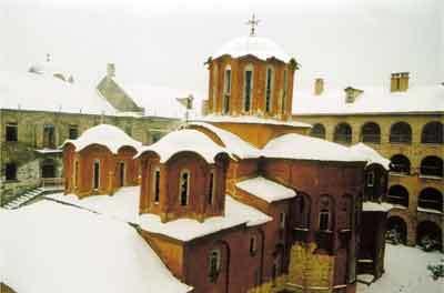 Cutlumus - candva lavra cea mai mare a Tarii Romanesti