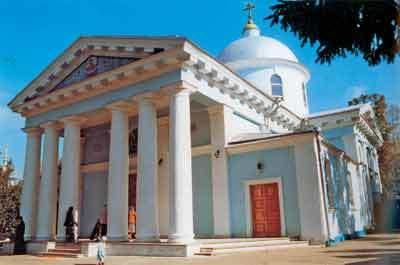 Odesa si sfintii sai