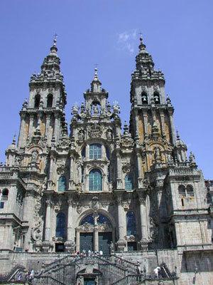 Santiago de Compostella - orasul pelerinilor