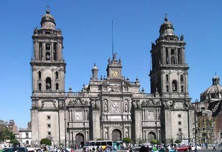 Catedrala nationala a Mexicului