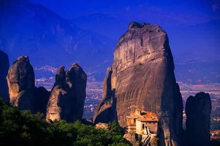 Manastirile de la Meteora