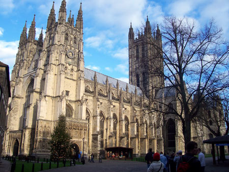 Catedrala Canterbury