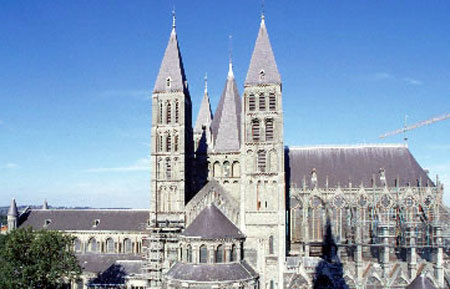 Catedrala Doamnei din Tournai