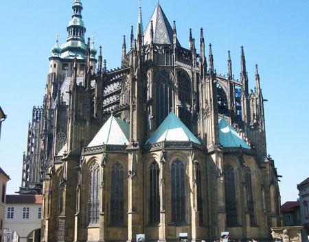 Catedrala Sfantul Vitus din Praga
