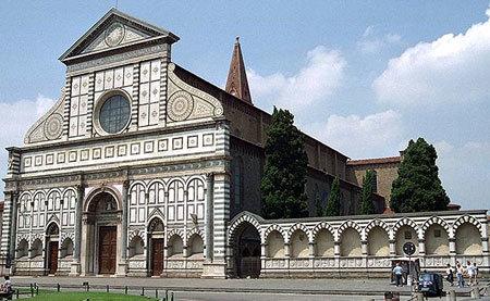 Biserica Sfanta Maria Novella din Florenta