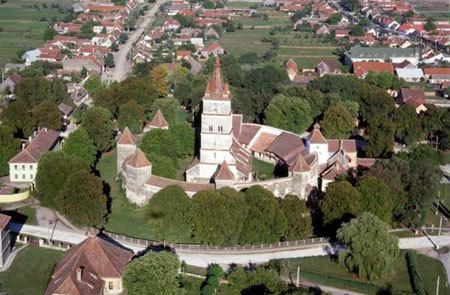 Biserica evanghelica din Harman