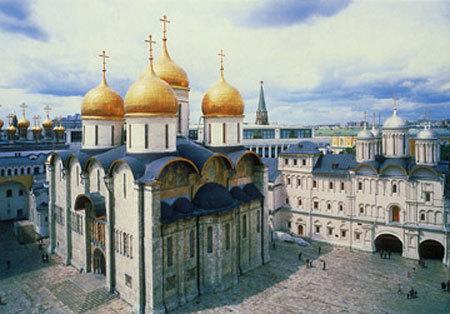 Catedrala Uspensky din Kremlin