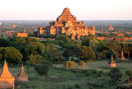 Templele budiste din Pagan