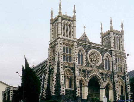 Catedrala Sfantul Iosif din Dunedin