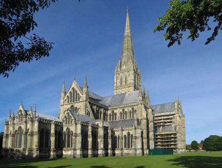 Catedrala Salisbury