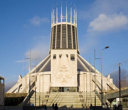 Catedrala catolica din Liverpool