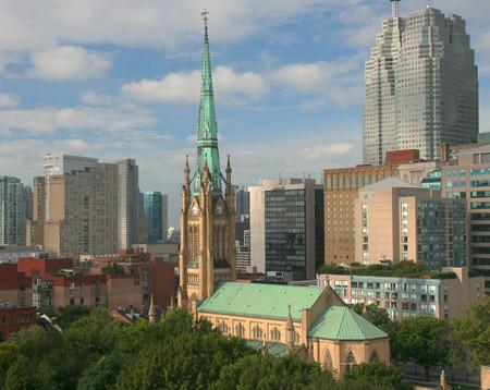 Catedrala Sfantul James din Toronto