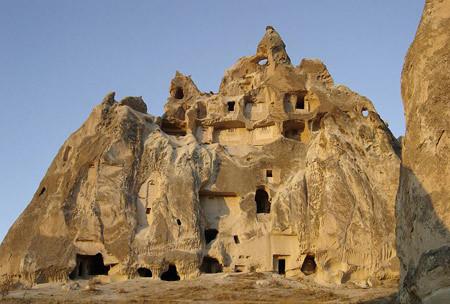 Goreme - Parcul National din Capadocia
