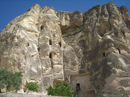 Biserica Carikli din Goreme