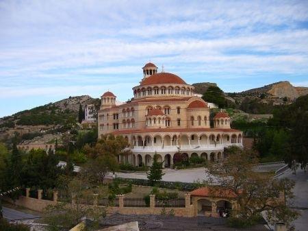 Manastirea Sfantului Nectarie Din Eghina Crestinortodox Ro