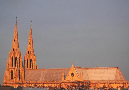 Basilica Sainte Clotilde din Paris