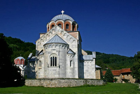 Manastirea Studenica