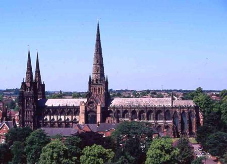 Catedrala Lichfield