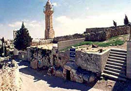 Mormantul lui Lazar din Betania