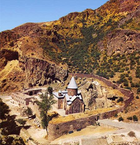 Manastirea Geghard