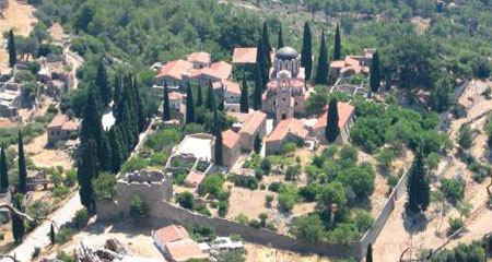 Nea Moni - Manastirea din Chios