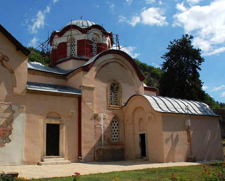 Biserica Sfantul Nicolae - Pec