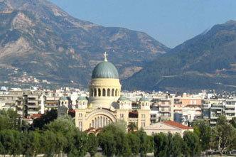 Biserica Sfantul Apostol Andrei - Patras