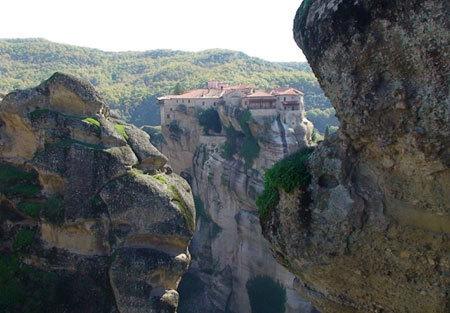 Marele Meteor - Manastirea Schimbarea la Fata