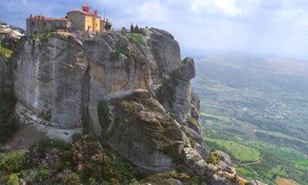 Manastirea Sfantul Stefan - Meteora
