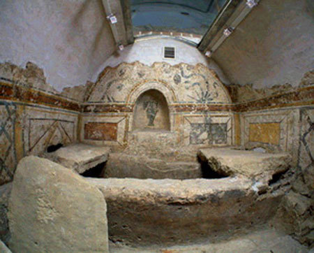 Cimitirul paleocrestin din Pecs