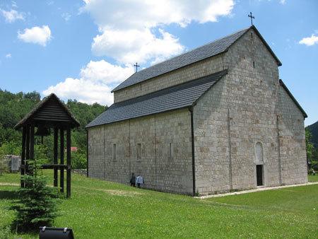 Manastirea Piva