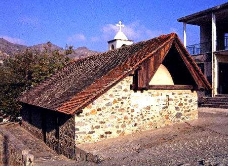 Biserica Schimbarea la Fata - Palaichori