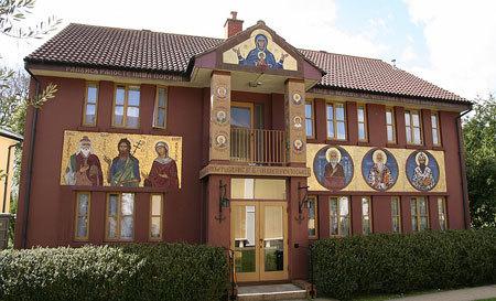 Manastirea Sfantul Ioan Botezatorul - Essex