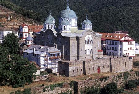 Schitul Sfantul Ilie - Sfantul Munte Athos