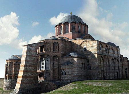 Biserica Chora din Constantinopol