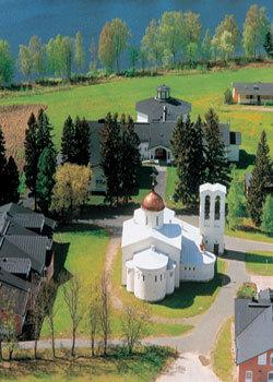 Manastirea Noul Valaam