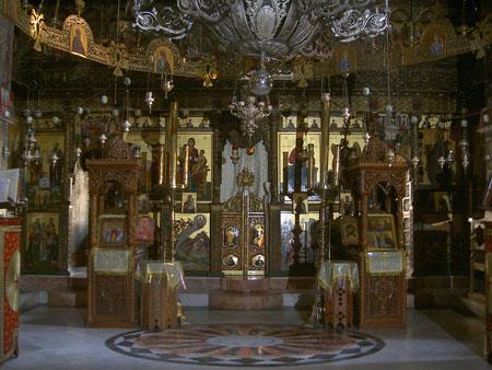 Manastirea Sfantul Sava cel Sfintit