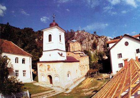 Manastirea Vitovnita